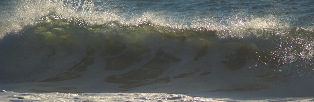 Northern Cal Breaking Waves