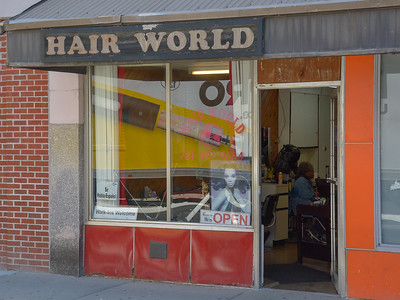 Hair World