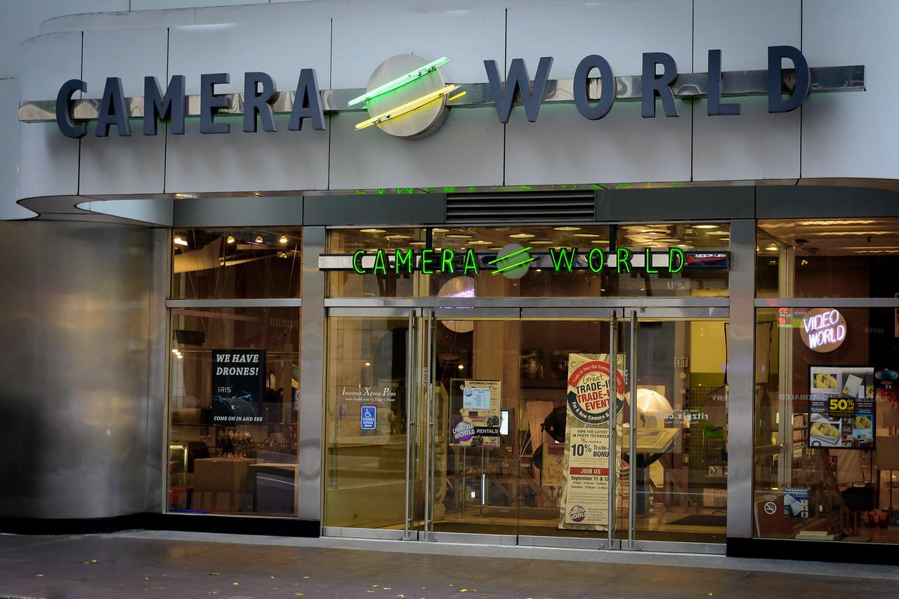 Camera World