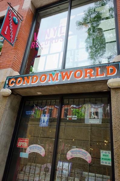 Condom World