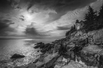 #1083 Bass Harbor Head Lighthouse