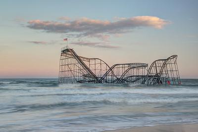 #311x Ocean Coaster, Seaside Heights, NJ (Post Hurricane Sandy)