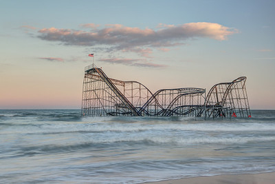 #311x Ocean Coaster, Seaside Heights, NJ (Post Hurricane Sandy)