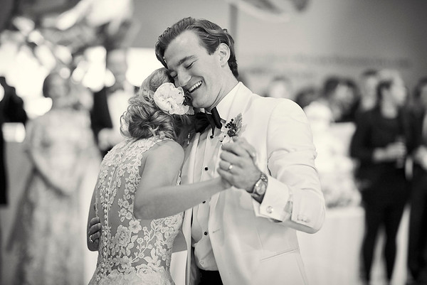 Alex and Steven's first dance | Museum of NAtural Science of Houston, TX