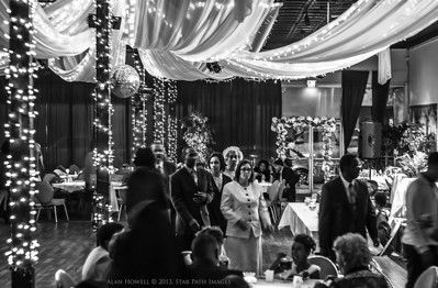 Wedding reception photography...