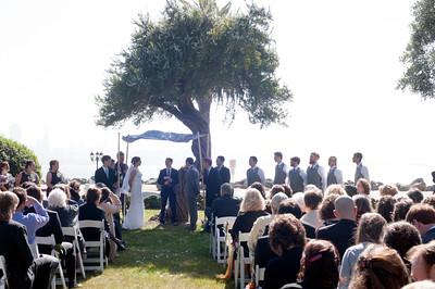 Maya and Michael Wedding at Treasure Island