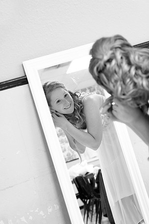 Jessica Brenek & Wayne Thompson Wedding