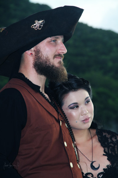 Pirates in love