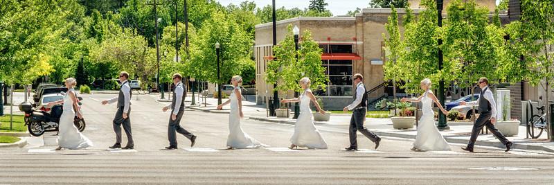 Abbey Road Wedding