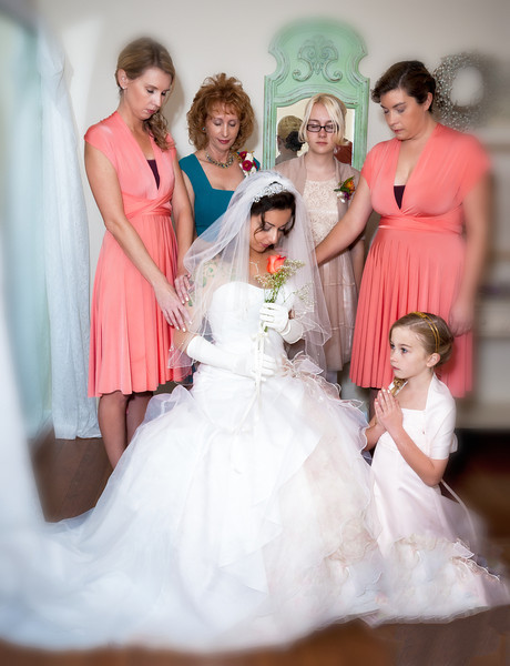 Boucher Wedding December 1st 2012