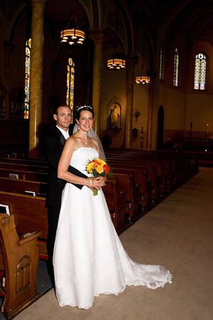 Joshua & Angela Bridal Party & Family