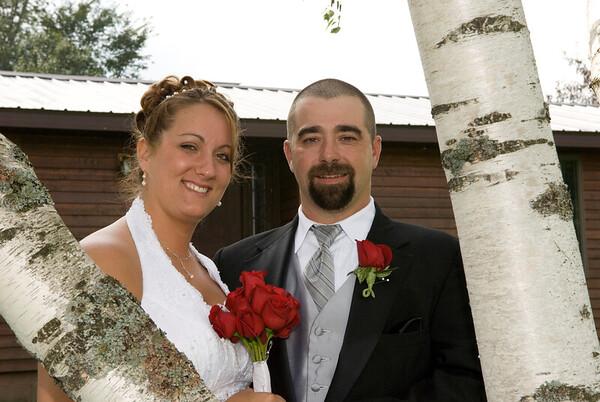 Jason & Michelle Bridal Party & Family