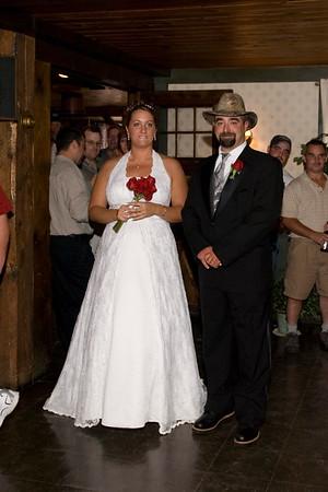 Jason & Michelle Reception