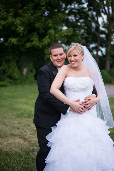 Brad + Morgan's Wedding