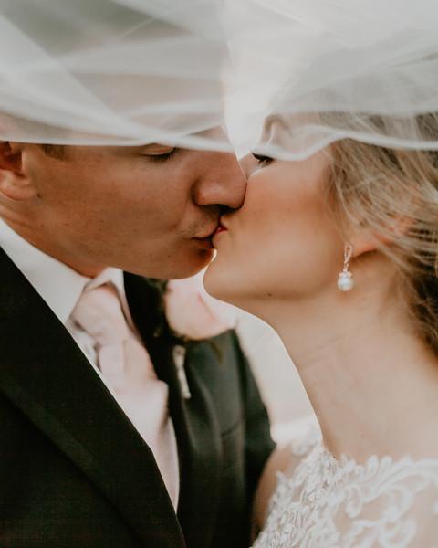 Cheyna and Rodney Wedding