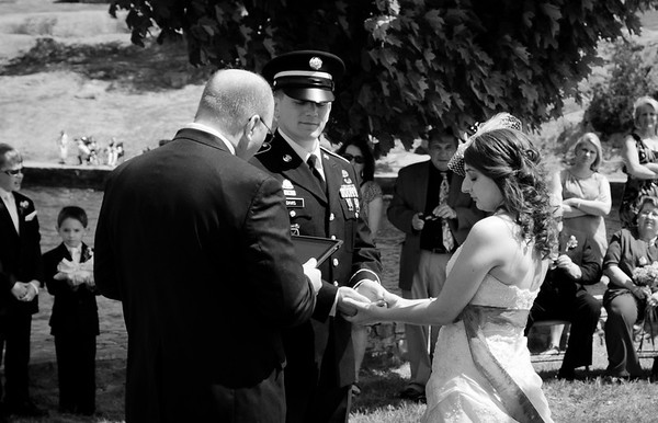 Chris & Amanda Ceremony