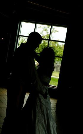 Chris & Amanda Reception