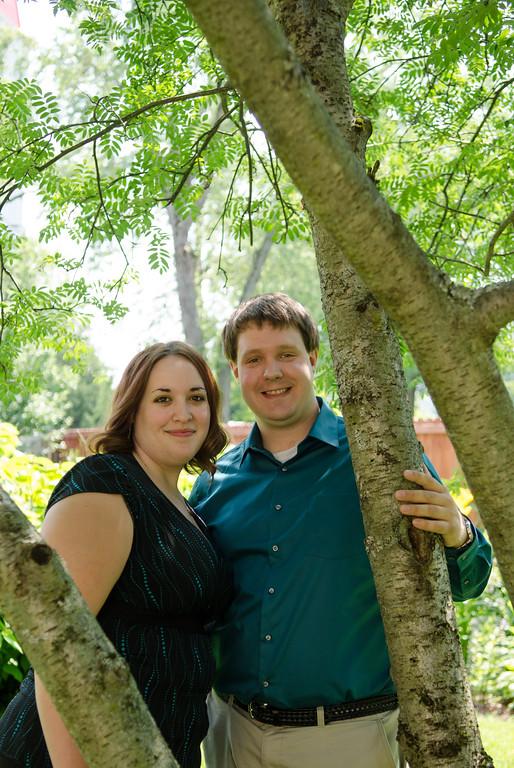 Cory & Caitlin