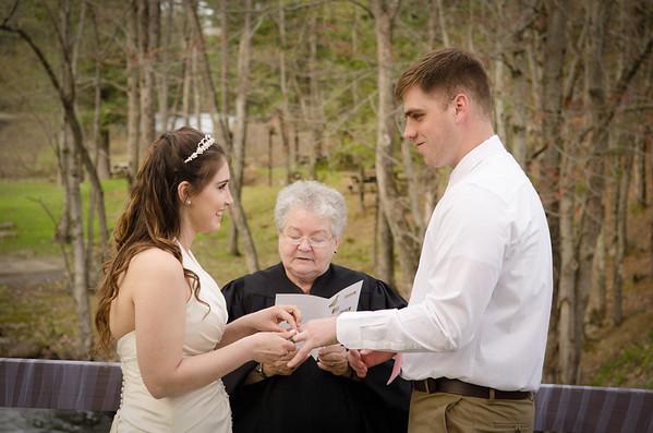 David & Amanda Ceremony