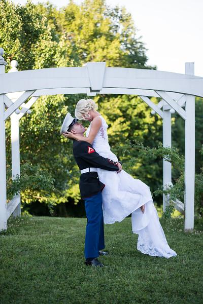 Eric  + Megan's Wedding