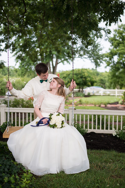 Erin + Josh's Wedding