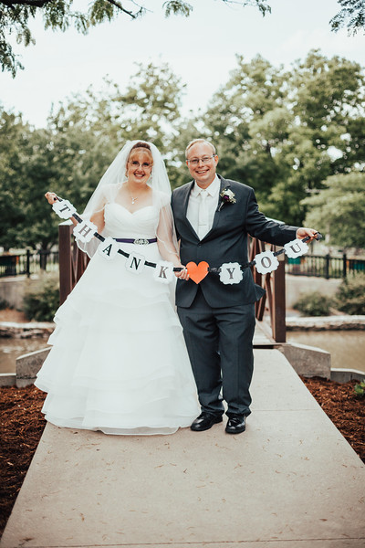 Gibbon Wedding