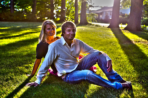 Greg & Diana