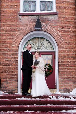 Jeff & Bobbi Jo  Wedding Party