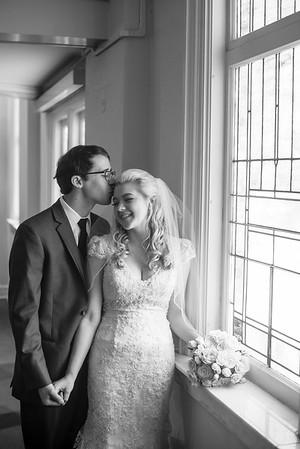 Katie & Garrett Wedding