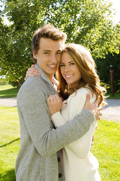 Kyle & Laura