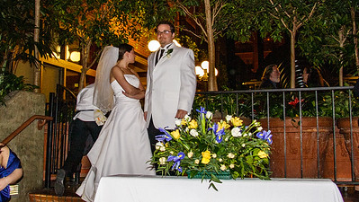 Michael & Trisa - Wedding