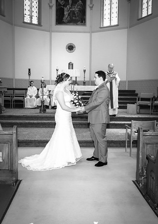 Nathan & Nicole Wood Ceremony