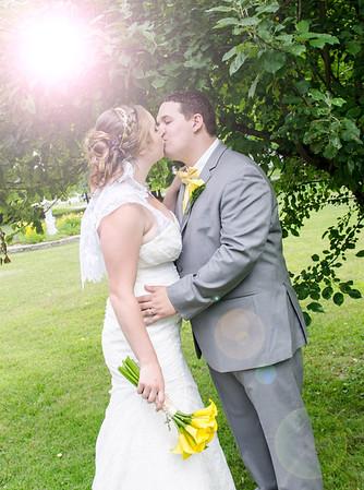 Nathan & Nicole Wood Wedding Party