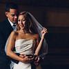 Wedding couple at Philadelphia City Hall