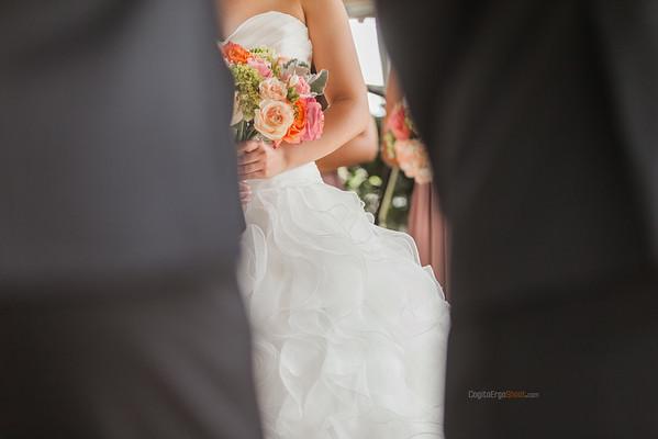 Amy & Ryan's wedding—more to follow