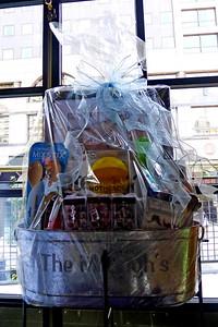 Awesome McHugh beertub gift!  © Shawna Seto 2012