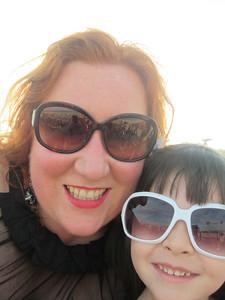Rachel & Amelia © Rachel Rubin 2012