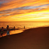 Sunset at the Wedge in Newport Beach CA 8