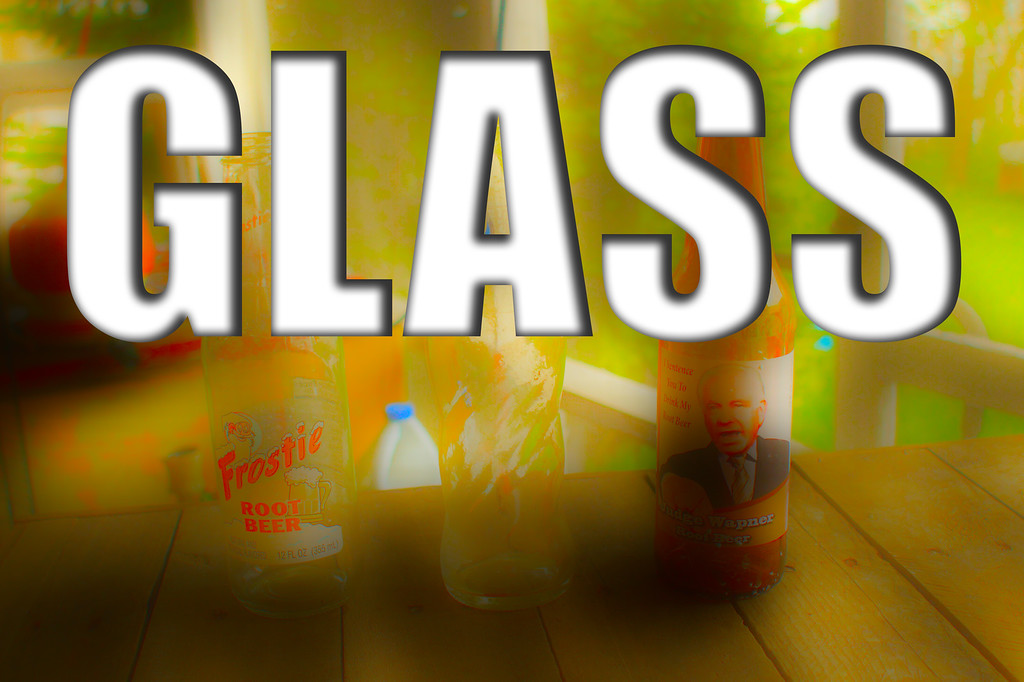 WEEK 35 - GLASS