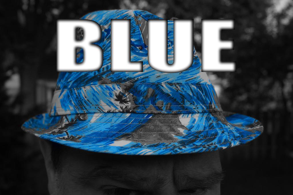WEEK 40 - BLUE