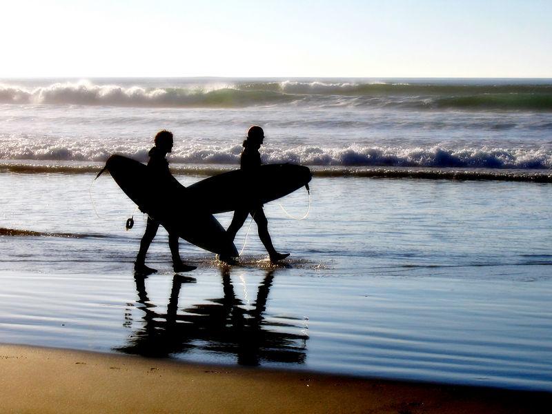 A beautiful November day at the beach!