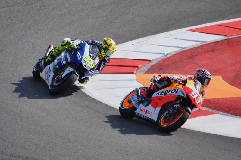 MotoGP at the Circuit of the Americas, Austin, Texas USA