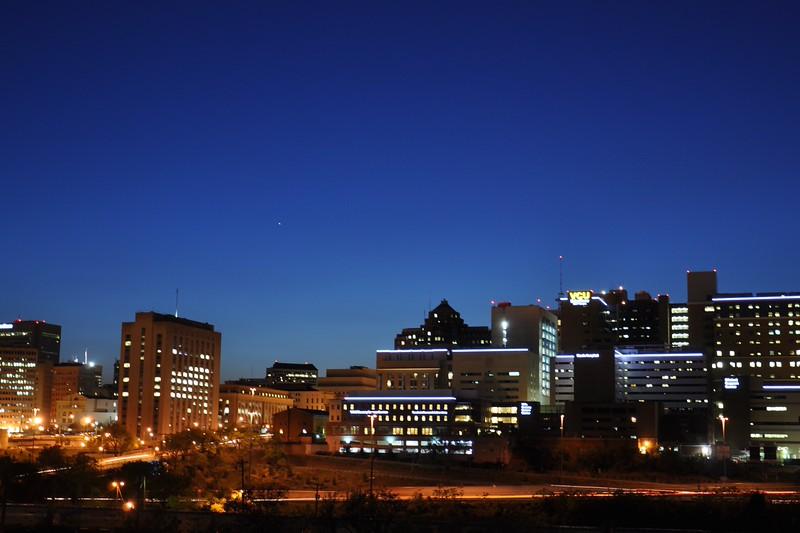 Richmond Skyline, Virginia USA