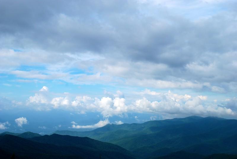 Smokey Mountains, North Carolina USA