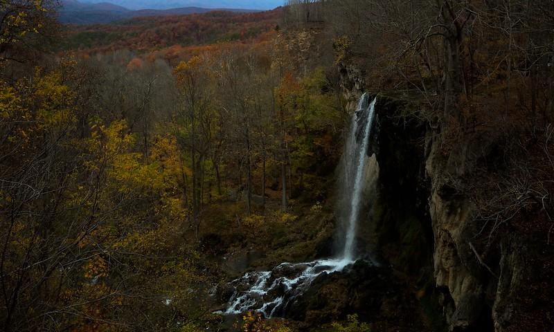 Falling Spring Falls, Allegheny Highlands, Virginia USA