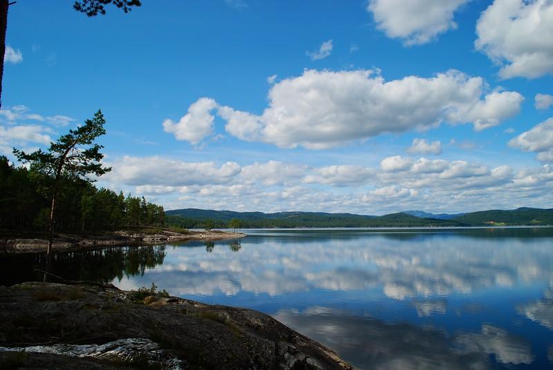 Lake Follsjå, Norway