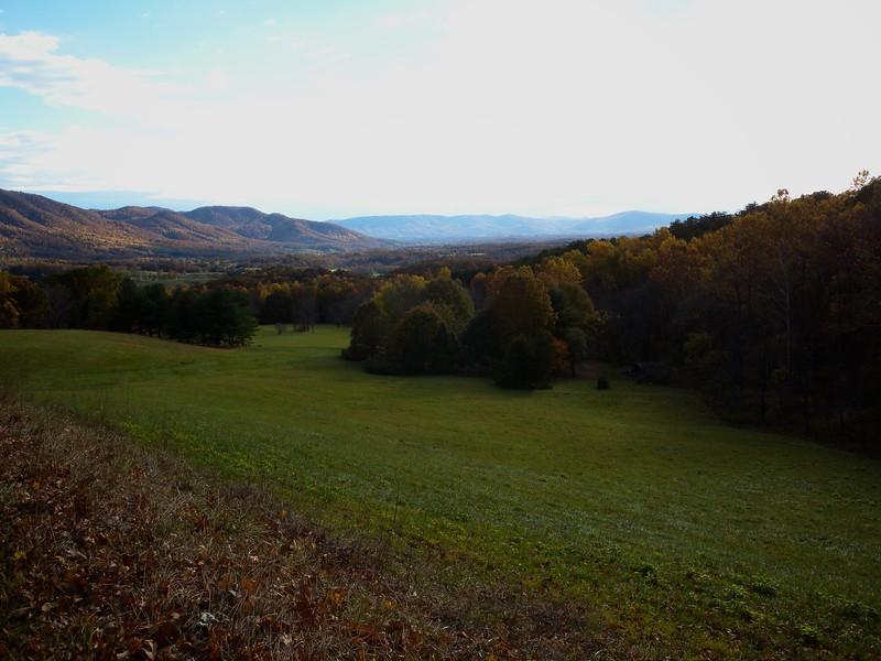 From the Blue Ridge, Virginia USA
