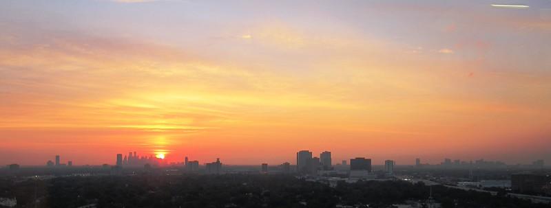 Houston Skyline, Texas USA