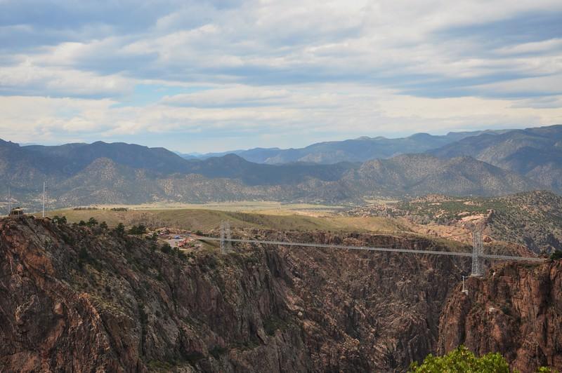 Royal Gorge Bridge, Colorado USA