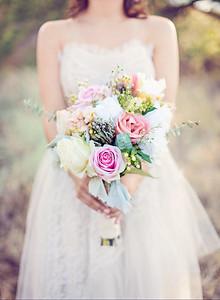 Gorgeous wedding bouquet, Vintage Wedding Shoot